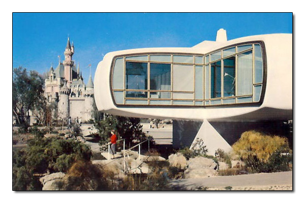 Disneyland 39 S House Of Tomorrow