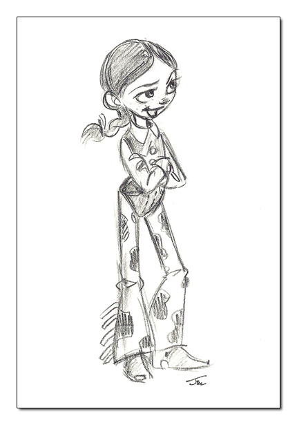 Toy Story Original Concept Art Concept Art Jessie Toy Story